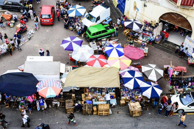 Antanaanarivo Markt