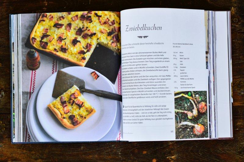Zwiebelkuchen- Die neue Landküche