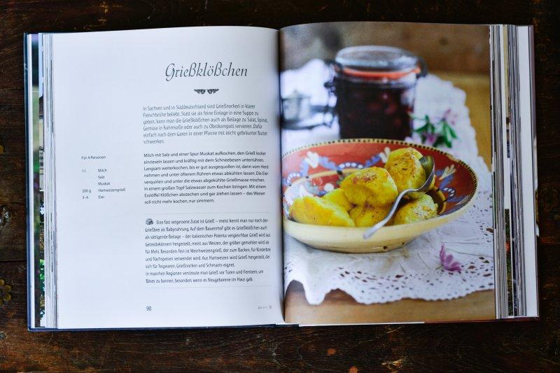 Grießklöschen-Die neue Landküche