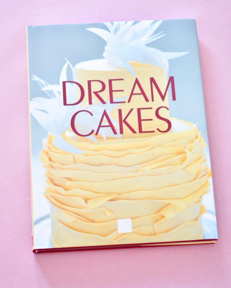 Dream Cakes Titel Autorin Tanja Bischof Fotografin Tanja Major