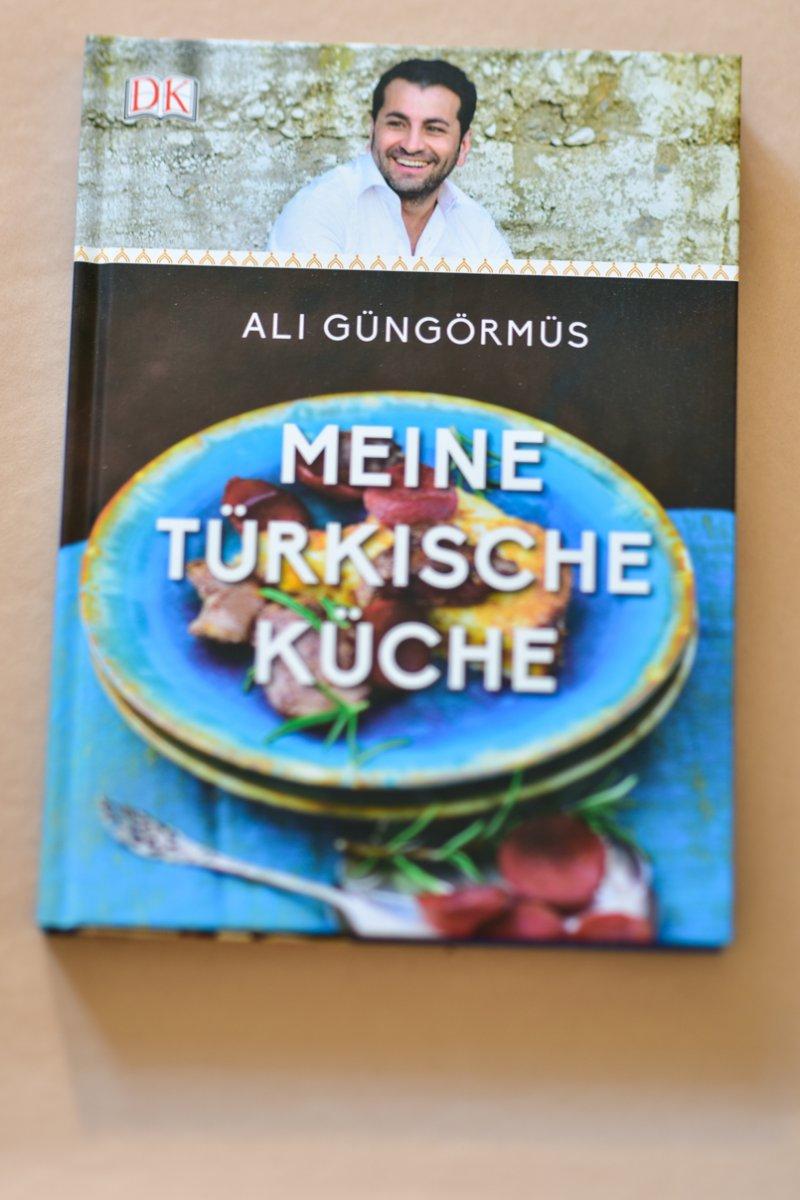 Mein türkische Küche Ali Güngörmüs